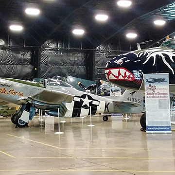 Dakota Territory Air Museum